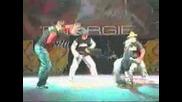 Break Dance Effect Pleven 1