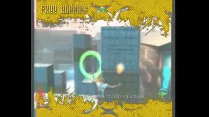 Free Running Game Video
