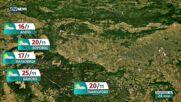 Прогноза за времето на NOVA NEWS (23.07.2021 – 18:00)