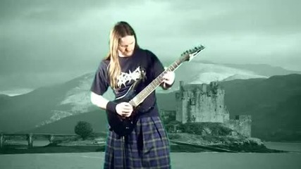 Scotland the brave metal version
