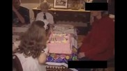 Michael Jackson with Paris and Prince - home private videos