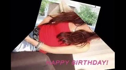 Happy Birthday Maria Kanellis !!!