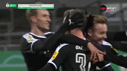 Холщайн Кил - Байерн Мюнхен 1:1 /първо полувреме/