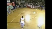 David Lee Defeat James White In 2001 Dunk