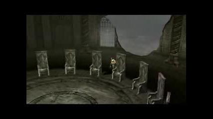 Кейн Намира В Цитаделата На Вампирите