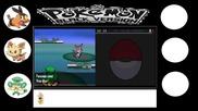 pokemon black adventure ep.7 битка с Cheren