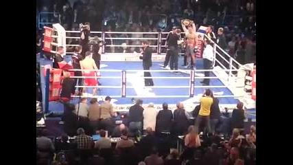 Arthur Abraham vs. Robert stieglitz live in Magdeburg Getec Arena