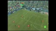 Seattle Sounders 0 - 4 Barcelona