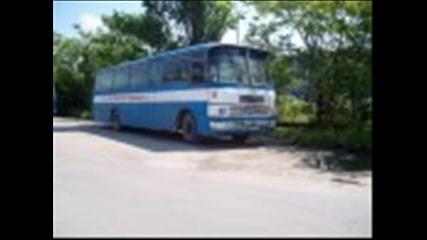 Автобуси Икарус и Чавдар!