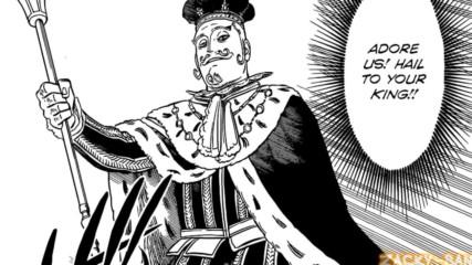 Black Clover Manga - 107 The King of Clover Kingdom