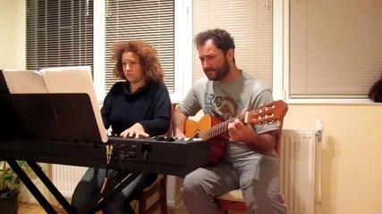 Love of my life - изпълнение на Вики и Иво