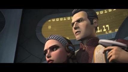 Star Wars The Clone Wars - Season 06 Episode 07 - Crisis at the Heart