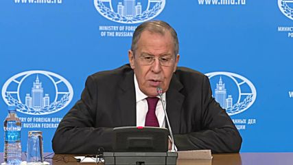 Russia: Muller probe has no evidence of Trump conspiring with Moscow – Lavrov