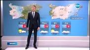 Прогноза за времето (21.02.2015 - обедна)