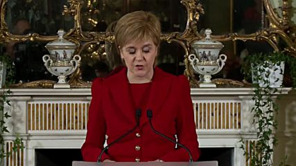 UK: New Scottish independence vote 'on the table' after Brexit - Nicola Sturgeon