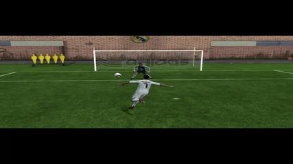 Как да правим финтове на Fifa 2011 ?
