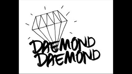 Dj Daemond - Let The Bass Kick In Miami Bitch (fast Rmix)