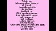 08. Rihanna - Sell Me Candy (lyrics)