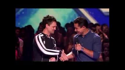 The X Factor Usa - Епизод 7: Сезон 3: Част 1 [03.09.2013]