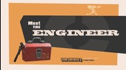 Engineer от Играта Team Fortress 2