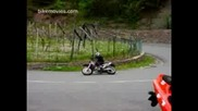 Alessandro - Supermotard - Crash - 10sec