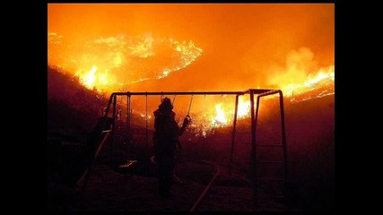 Борис Трофимов - Лесные пожары