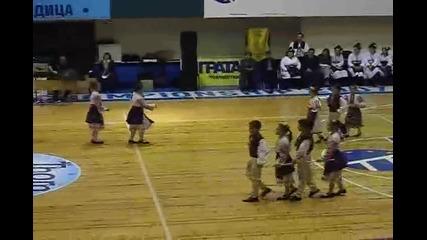 Тф Мини Усмивки, читалище Димитър Динев - Детски игри