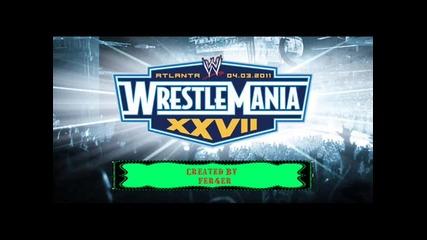 Wwe Wrestlemania 27 Theme Song + Download Link Hd (lyrics)