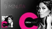 Ceca - 5 minuta - (audio 2013) Hd