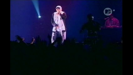 Obie Trice feat Eminem & 50 Cent - Love Me (Live Barcelona)  (Promo Only)