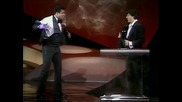 Мохамед Али и Силвестър Сталоун демонстрират боксови умения
