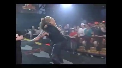 Tna:christian Cage Numb Tribute