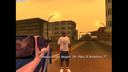 Gta San Andreas Nfs most wanted car mod