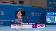 Wta Beijing 2014 Serena Williams -tsvetana Pironkova