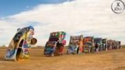 Най-странните и откачени неща, които може да намерите в пустинята!