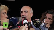Greece: New Democracy's Meimarakis concedes to Alexis Tsirpas