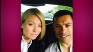 Kelly Ripa and Mark Consuelos' Three Kids Look Just Like Their Parents