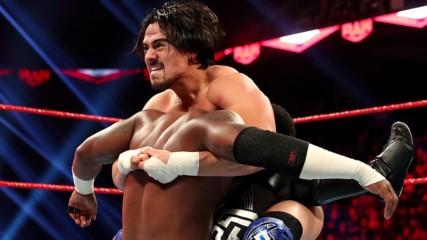 Cedric Alexander vs. Angel Garza: Raw, Feb. 10, 2020