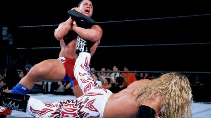 Edge vs. Kurt Angle — King of the Ring Final: King of the Ring 2001