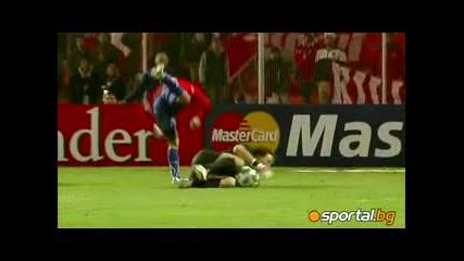 """12.7.2011 Чили-перу 1-0 Копа Америка група """"с"""""""