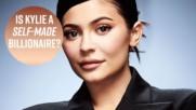 Проблем с корицата на Кайли Дженър за Forbes