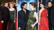 """Ново бебе в """"Игра на тронове"""": Джон Сноу и Игрит в очакване на първото си дете"""