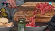 """Италиански кулинарни изкушения от Мариян Вълев в """"Черешката на тортата"""" (31.05.2019) - част 2"""