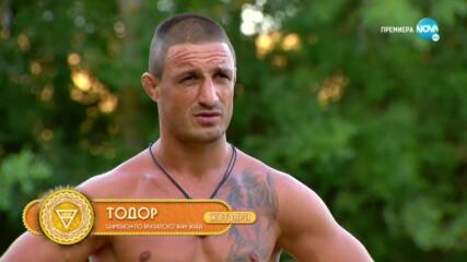 Игри на волята: България (24.11.2020) - част 1: Време е ЖЪТВАРИ да се завърнат на Дивата река