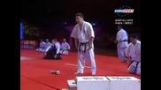 Kyokushin Karate At The 2006 Bercy Martial Arts Festival