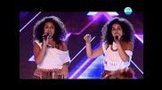 Близначките Алекс и Влади- X factor Bulgaria 2013
