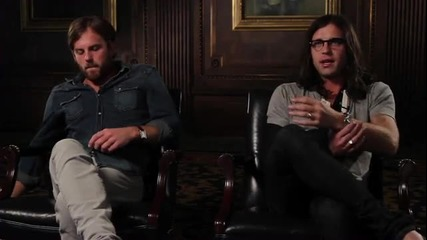 Kings Of Leon - Come Around Sundown - Interviews - Part 12