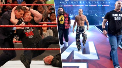 """Stone Cold"" Steve Austin's Top 5 Special Appearances We Can't Forget: WWE Now India"