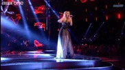 Hannah Berney performs Cry Me A River - The Voice Uk - Live Show 2 - 05.05.2012.