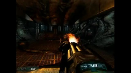 Doom 3 - Boss Fight 1